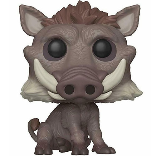 Funko POP! The Lion King Live Action Pumbaa
