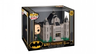 Funko POP! Town Batman 80TH Alfred Pennyworth With Wayne Manor