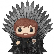 Funko POP! Game Of Thrones Tyrion Lannister Iron Throne