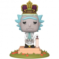 Funko POP! Rick And Morty King Of SSSS