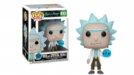 Funko POP!Rick And Morty Rick With Crystall Skull