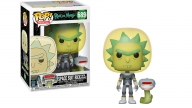 Funko POP! Rick And Morty Space Suit Rick