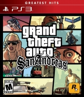 Grand Theft Auto GTA San Andreas PS3