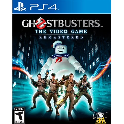 Ghostbusters The Video Game Remastered PS4