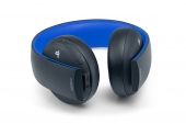 Gold Wireless Stereo Headset PS4 Sony