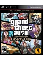 Grand Theft Auto GTA Episodes from Liberty City PS3