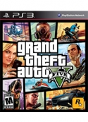 Grand Theft Auto V GTA V PS3