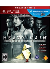 Heavy Rain Directors Cut (Move) PS3