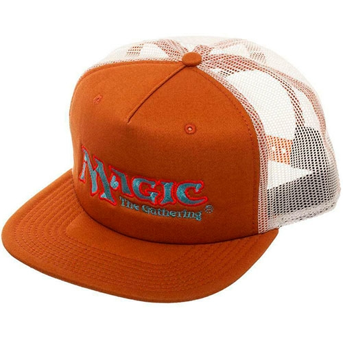 Jockey Magic The Gathering Brown Trucker Bioworld
