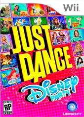 Just Dance Disney Party Wii