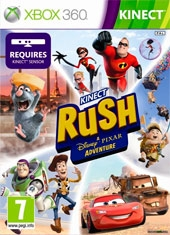 Kinect Rush A Disney-Pixar Adventure