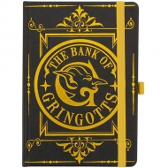 Libreta Premium Harry Potter Gringotts