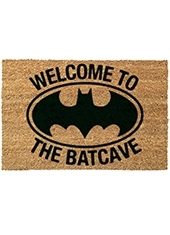 Limpiapiés Batman The Batcave