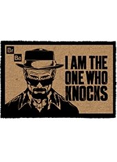 Limpiapiés Breaking Bad The One Who Knocks