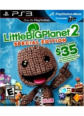Little Big Planet 2 Edicion Especial PS3