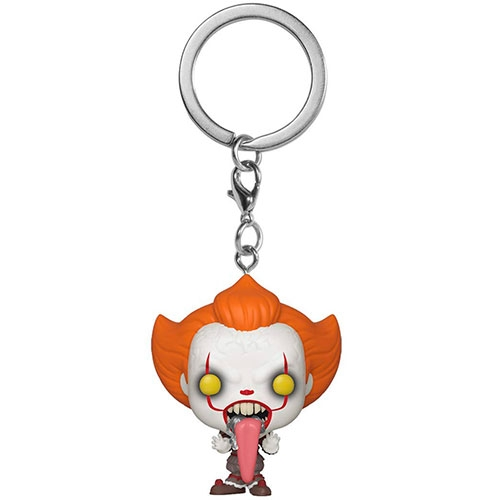 Llavero POP! It S2 Pennywise With Dog Tongue