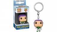 Llavero POP! Toy Story 4 Buzz Lightyear