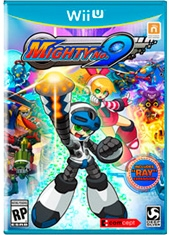 Mighty No. 9 Wii U