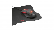 Mouse + Mousepad Ziva Gaming Trust
