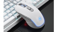 Mouse Alambrico HP Gamer Blanco M200