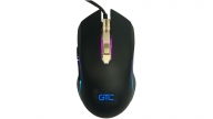 Mouse Gamer RGB 6 Colores 3500 DPI MGG-012 GTC