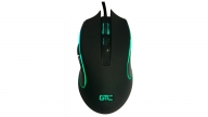 Mouse Gamer RGB 7 Colores 2400DPI MGG-013 GTC