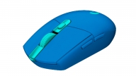 Mouse Gamer Wireless G305 Blue Logitech