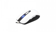 Mouse Gaming Musket S15 White Sades