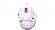 Mouse MM720 Glossy White Cooler Master