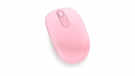 Mouse Wireless Mobile 1850 Light Orchid Rosado Microsoft
