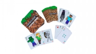 Naipe Minecraft Playing Cards