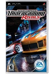 Need for Speed (NFS) Underground Rivals PSP