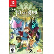 Ni No Kuni Wrath Of The White Witch Remastered Switch