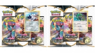 Pack 3 Sobres Pokemon Sword & Shiled Rebel Clash Ingles