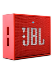 Parlante Bluetooth JBL GO Red