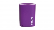 Parlante Bluetooth BT100 Violeta Philips