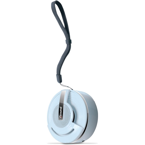 Parlante Bluetooth Hang On Blanco Isound