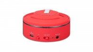 Parlante Bluetooth Hang On Rojo Isound