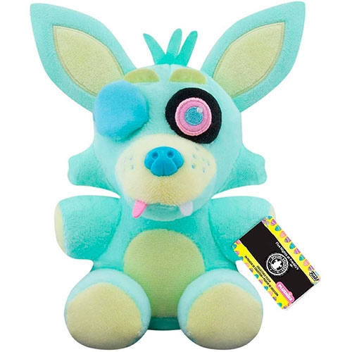 Peluche Five Nights At Freddys Spring Colorway Foxy Green Funko
