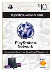 Playstation Network PSN Card US$10