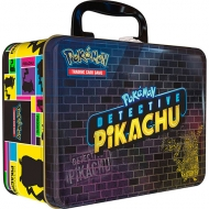 Pokémon Cartas Detective Pikachu Collector Chest Inglés