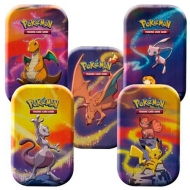 Pokemon Cartas Kanto Power Mini Tin Español