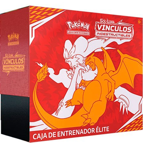 Pokémon Cartas S&M Unbroken Bonds Elite Trainer Box Español