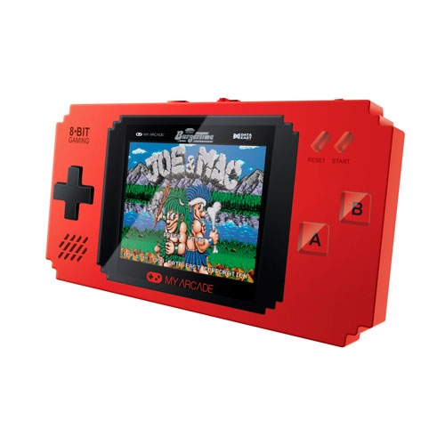 Consola Gamer Portable Pixel Player Dreamgear