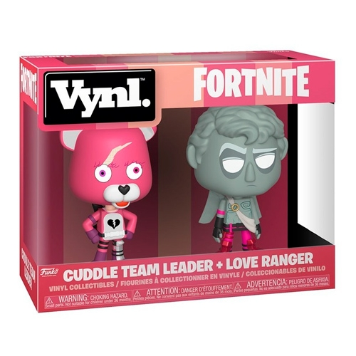 Figura Vynl Fortnite Cuddle Team and Love Ranger