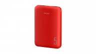 Powerbank 5000 MAH Rojo Audiolab