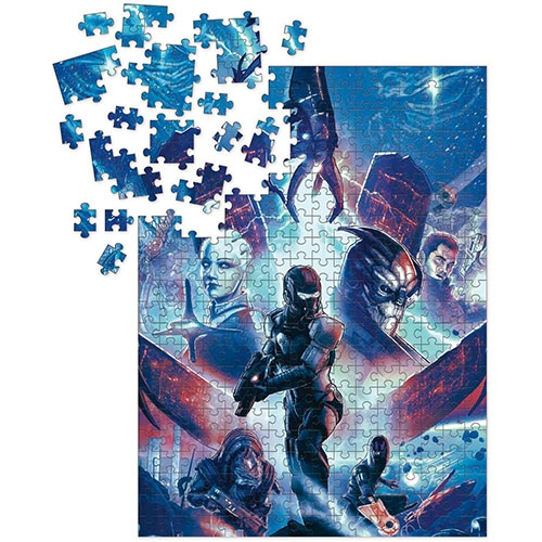Puzzle Mass Effect Heroes