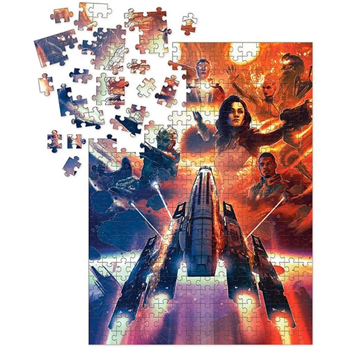 Puzzle Mass Effect Outcasts