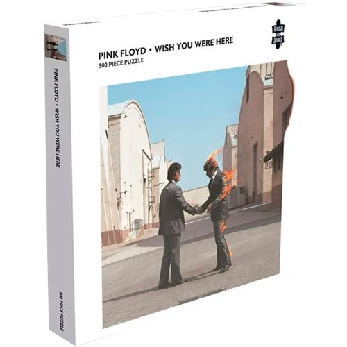 Puzzle Pink Floyd Wish You Were Here 500 Piezas