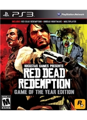 Red Dead Redemption Game Of The Year Edition PS3